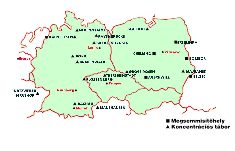 auswitz térkép Szatmári Nevek auswitz térkép